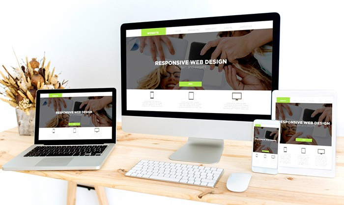 Création de site Web Responsive Design - Agence Web Meosis