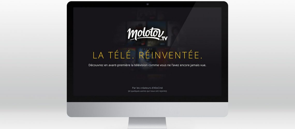 Molotov - screenshot iMac