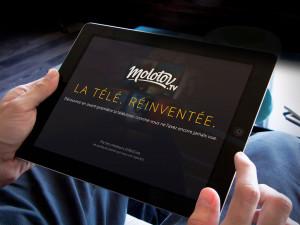 Molotov - screenshot iPad