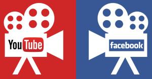 Faceboob vs YouTube