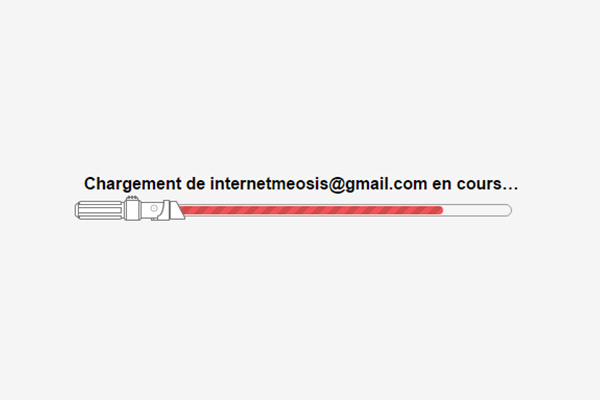barre gmail dark