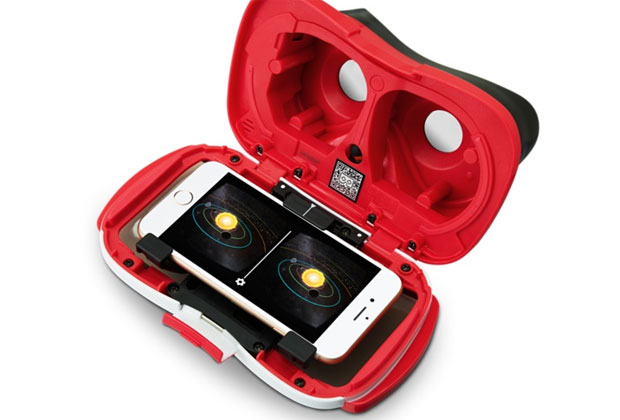 Apple-View-Master Virtual