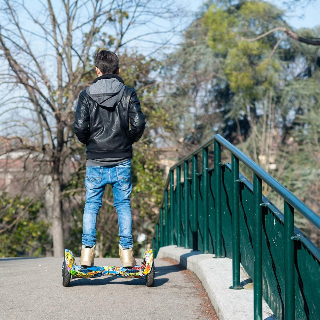Utilisation hoverboard