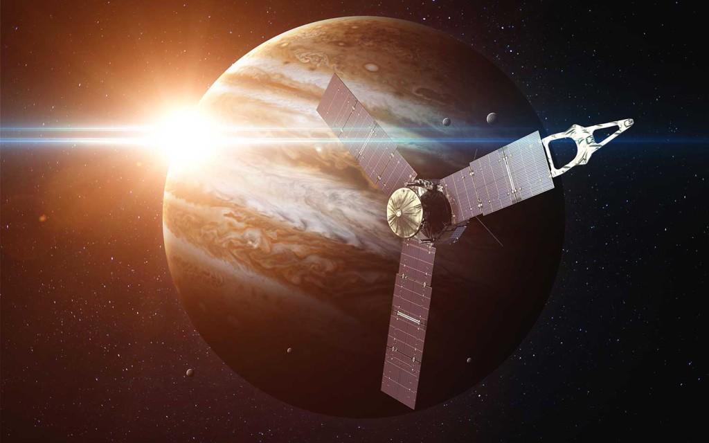 Juno en orbite