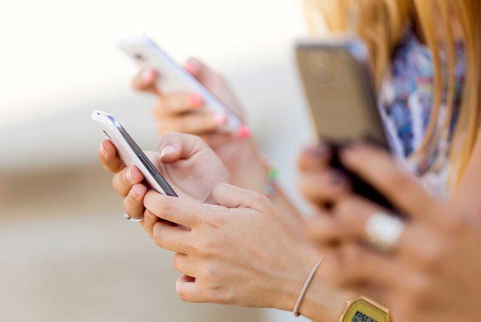 Connexions Internet sur mobiles